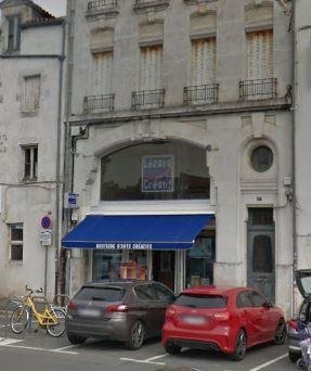 Local commercial sans droit d\'entrée - La Rochelle - 310 m2