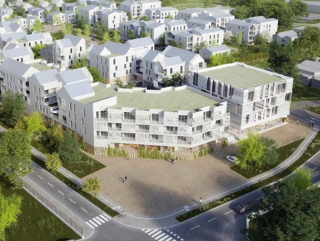 A vendre Bureaux La Rochelle 279 m²