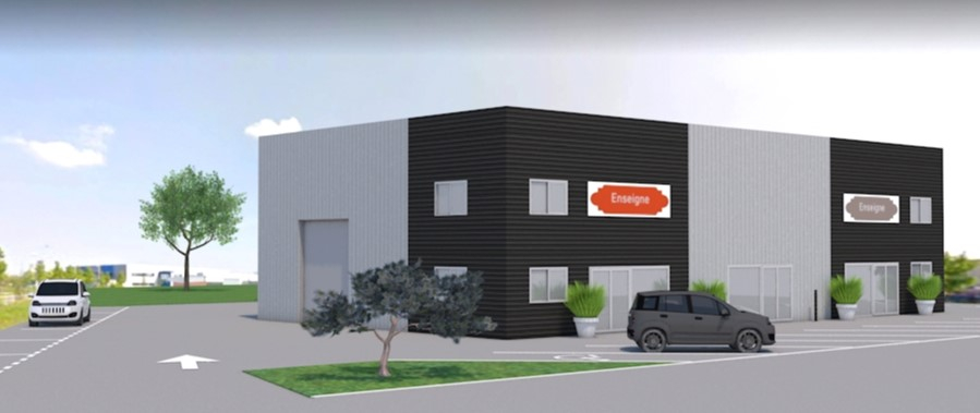 Local d\'activité ou bureaux - Tonnay-Charente - 267.45 m²