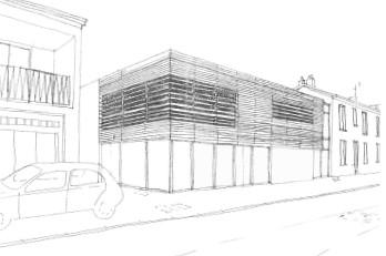 Bureaux La Rochelle 135 m2