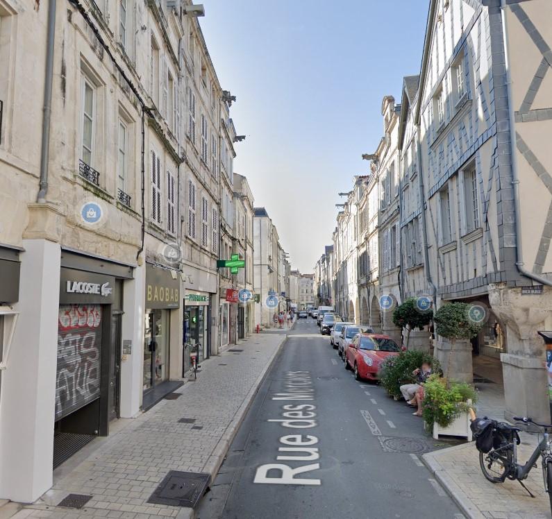 Cession de bail La Rochelle 100 m2